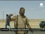 ليبيا  اليوم (Libya Today)  أبو غرين (Abu Grin) - Euronews - 31.August.2011 (3)
