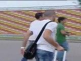La selección se concentra con las novedades de Montoya, Domínguez y Botía
