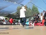 Little kid krumping competition