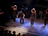 MDR performing at Battle Afro, Paris - funk hip hop break rap dance