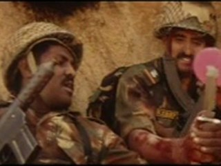 sainik..love story of a soldier clips 11