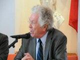 Primaires socialistes : Martine Aubry en campagne à Montceau-les-Mines (31/08/2011) Acte 2