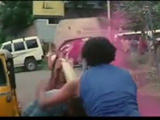 Bollywood actress does make up to meet Hero and Hardcore action scene!