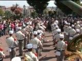 Aubade - Musique de la Légion étrangère 14 juillet 2011
