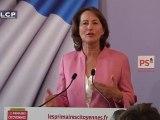 Ségolène Royal ferait-elle de DSK son Premier ministre comme elle le proposait en début d'année ?