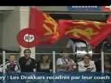 Caen: Les Drakkars recadrés par leur coach! (Hockey)