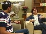 WARDA _ Interview ღ♡ღ Beirut 31 / 8 / 2011