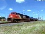 Dieselové lokomotivy (Jak se to dělá, železniční část, CZ)