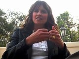 XENA LUCY LAWLESS  INTERVIEW - ( Xena - LUCY LAWLESS  entrevista )