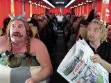 Les Gaulois dans l'espace avec Edouard Baer et Gérard Depardieu