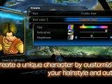 Dragon Ball Z Ultimate Tenkaichi - L'éditeur de personnages