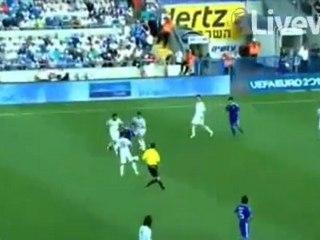 Ισραήλ vs. Ελλάδα 0-1 / Γκολ Σωτήρη Νίνη