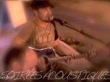 Losing My Religion de REM avec le Sergent aux soirées Acoustiques ( Acoustic Cover guitar bass )