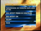 Journal Télévisé Mada / RTA / Madaplus - 31-08-11