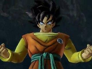 Dragon Ball Z Ultimate Tenkaichi-Hero Mode