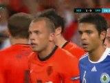 Netherlands vs San Marino (1-0) Van Persie Goal 02/09/2011 Netherlands 1-0 San Marino