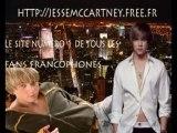 Jesse Mccartney - Because You live live