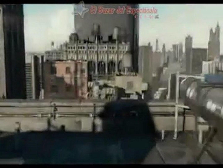 El sorprendente Hombre Araña: Trailer: The Amazing Spiderman