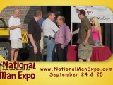 National Man Expo Ripkin Stadium September 24th and 25th- National Man Expo Event