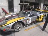 GT1 Short Highlights Qualifying Race from Ordos