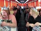 Quand Depardieu a une envie pressante en avion...
