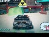 gymkhana sprint 01 dirt 3 dc compound park lot avec mon g25
