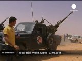 Libya : rebels prepare for final push on... - no comment
