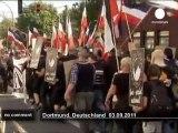 Dortmund : affrontements entre police et... - no comment