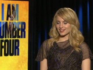 Dianna Agron - Interview Dianna Agron (Anglais)