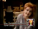Cindy Lauper - Hey Now