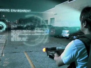 Future Motion Control Gaming de Resistance 3