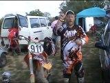 Journée moto cross entre sourds 04/09/11 à Montreuil Bellay