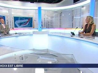 Marine Le Pen - La voix est libre (10.09.11)