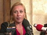 """Anne Hommel, conseillère en communication, demande aux journalistes de laisser le couple """"vivre normalement"""" en attendant cette intervention"""