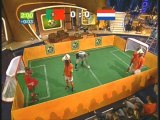 Blind-Kick: Portugal VS Holland - With Ana Johnsson