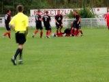 Championnat Stiring - FC Longeville les St-Avold - Les buts du match