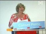 Reunió de l'executiva del PSIB-PSOE