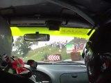 Cordillot florian rallye du pays Basque 2011 saxo kit car