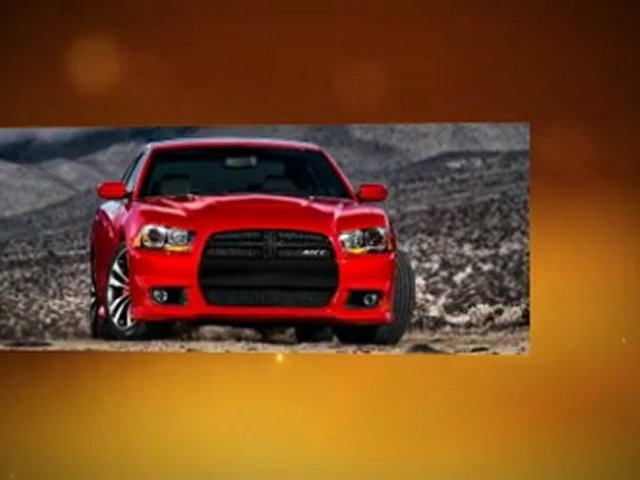 Autoworld Dodge 2012 Dodge Challenger SRT8