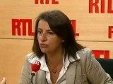 """Cécile Duflot : Le retour """"insensé"""" de DSK en France"""