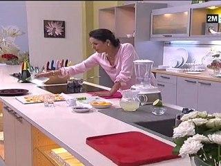 recette Terrine glacée chhiwat choumicha 2011 Recette glace, Cuisine