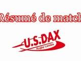 Résumé du match F.C. Auch Gers - U.S.Dax Rugby Landes