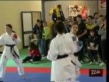 TG 10.04.10 Expolevante, il karate si propone ai giovani
