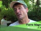 Pierre MAGNANI, maraichage bio dans les Alpes-Maritimes