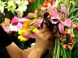 Composition d'un Bouquet Parallèle avec les ateliers Aquarelle
