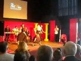 Foire Européenne 2011 : Démonstration de danse espagnole de la troupe Spanish Music Revolution !