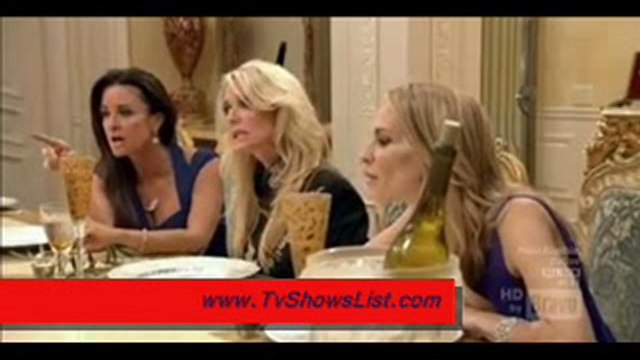 """The Real Housewives of Beverly Hills Season 2 Episode 1 """"Back to Beverly Hills"""" 2011"""