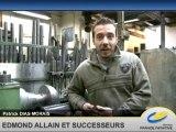Interview de Patrick DIAS MORAIS,Edmond Allain du réseau Ile-de-France Initiative by New3S