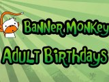 Birthday Banners - Create Party Banners Online with Banner Monkey