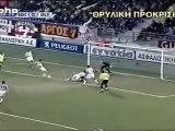 2004-2005, Sochaux-Olympiakos 0-1